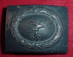 Nazi Luftwaffe EM Belt Buckle...$80 SOLD