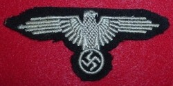 Nazi SS Sleeve Eagle...$225 SOLD