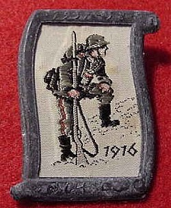 Nazi 1937-1938 Winterhilfswerk Donation Badge...$20 SOLD
